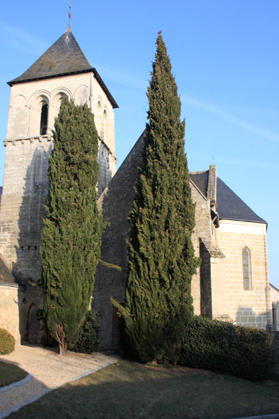 Eglise de Saché