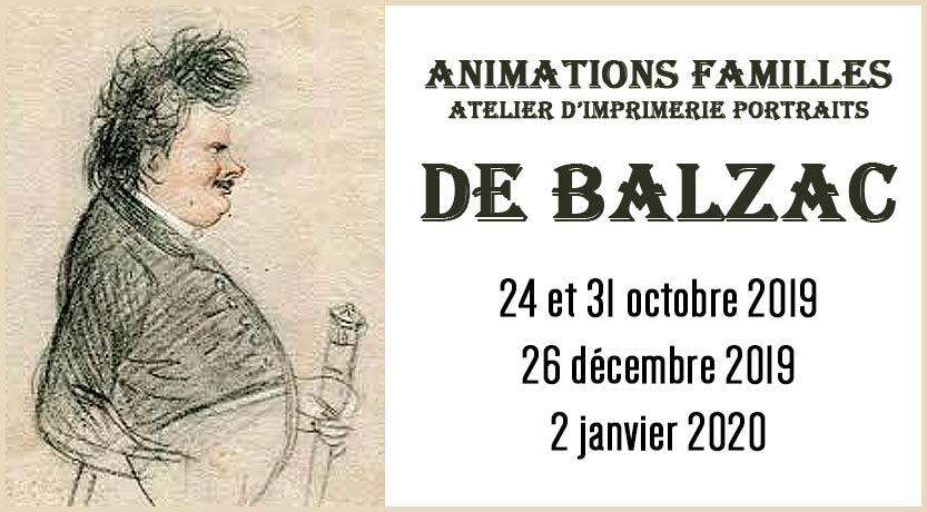 Portraits de Balzac
