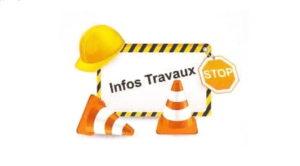 TRAVAUX DE VOIRIE RUE PRINCIPALE ET RUE FRAPESLE DU 17 FÉVRIER AU 7 MARS 2020