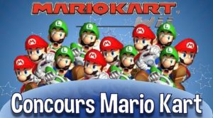 Read more about the article Concours Mario Kart 2020