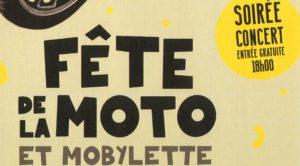 ANNULATION Fête de la moto et mobylette 2020