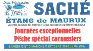 ÉTANG DE MAURUX : JOURNÉES PÊCHE AUX CARNASSIERS