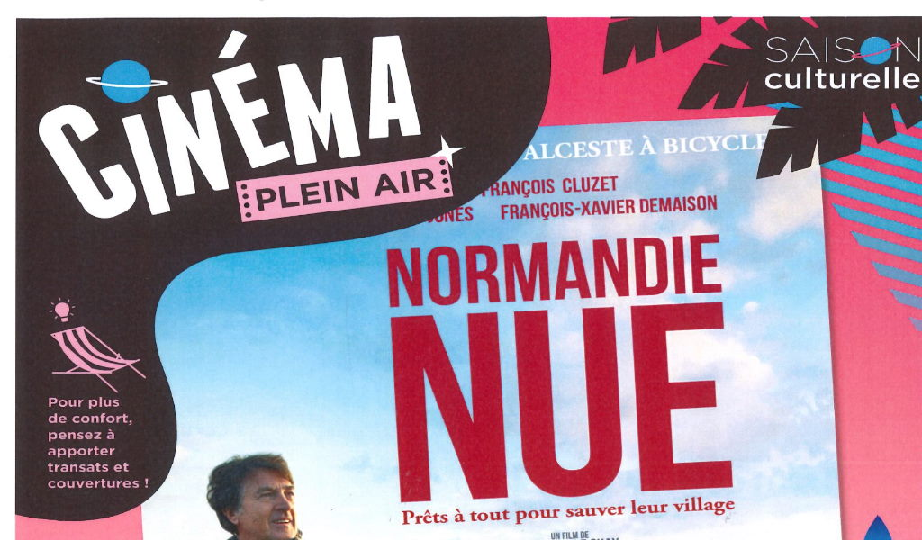 You are currently viewing Cinéma plein air